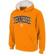 Tennessee Volunteers Orange Tackle Twill Autumn Too Hooded Sweatshirt