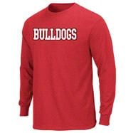 Georgia Bulldogs Future All Star Long Sleeve T-Shirt