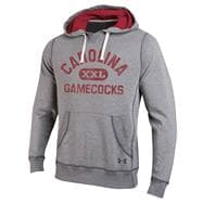 South Carolina Gamecocks Under Armour Legacy Hooded Sweatshirt