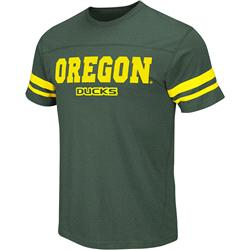 Oregon Ducks Green Armory T-Shirt
