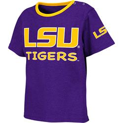 LSU Tigers Purple Toddler Solar Dual-Blend T-Shirt