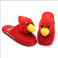 Louisville Cardinals Mascot Slipper II