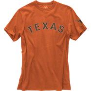 Texas Longhorns Burnt Orange Fieldhouse T-Shirt