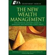 The New Wealth Management The Financial Advisors Guide to Ma..., 9780470624005  