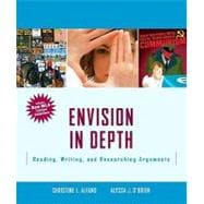 Envision In Depth: Reading, Writing and Researching Arguments, MLA Update,9780205744015