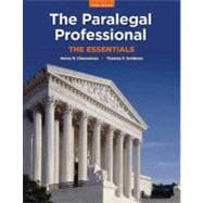The Paralegal Professional The Essentials