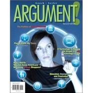 Argument!,9780073384023