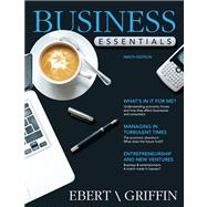 Business Essentials,9780132664028