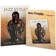 Jazz Styles: History And Analysis W/ 3 CD Set And Demo CD,9780205664030