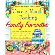 Once-a-Month Cooking Family Favorites : More Great Recipes T..., 9780312534042  