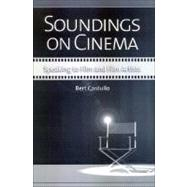 Soundings on Cinema : Speaking to Film and Film Artists, 9780791474075