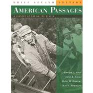 American Passages : A History of the United States