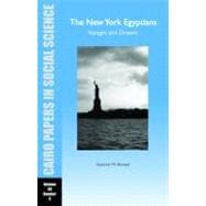 Cairo Papers Vol. 30, No. 3; The New York Egyptians: Voyages..., 9789774164088  