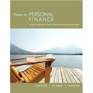 Focus on Personal Finance w/Connect Plus (Loose Leaf),9780078004100