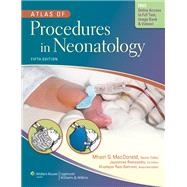 Atlas of Procedures in Neonatology,9781451144109