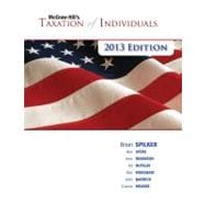 McGraw-Hill's Taxation of Individuals, 2013 Edition,9780077434113
