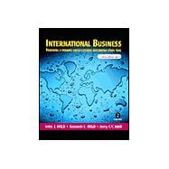 International Business and Access Code Card