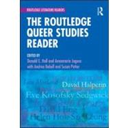 The Routledge Queer Studies Reader,9780415564113