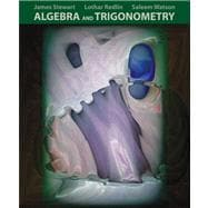 Algebra and Trigonometry With Make the Grade and Infotrac,9780534434120