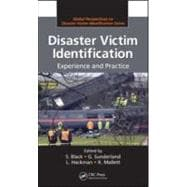 Disaster Victim Identification : Experience and Practice, 9781420094121  