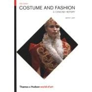 Costume and Fashion : A Concise History,9780500204122