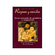 Repase y escriba: Curso avanzado de gramtica y composici?n, 3rd Edition,9780471174141