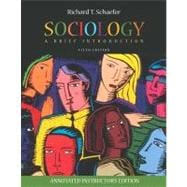 Sociology: A Brief Introduction,9780072824162