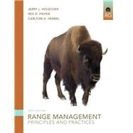 Range Management Principles and Practices,9780135014165
