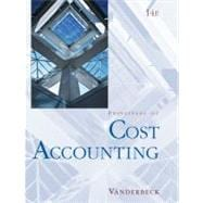 Principles of Cost Accounting,9780324374179