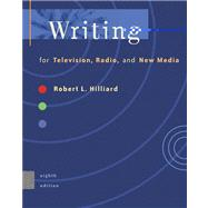 Writing for Television, Radio, and New Media (with InfoTrac),9780534564179