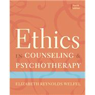 Ethics in Counseling and Psychotherapy,9780495604181