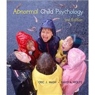 Abnormal Child Psychology With Infotrac,9780534554194