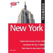 AAA Essential New York, 7th Edition, 9781595084200  