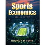 Sports Economics,9780131704213