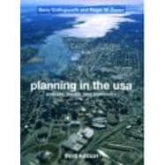Planning in the USA : Policies, Issues and Processes,9780415774215