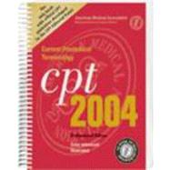 Current Procedural Terminology: CPT 2004 (Professional Edition, Spiral-Bound Version)