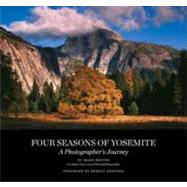 Four Seasons of Yosemite : A Photographer's Journey, 9780982324233