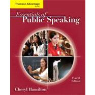 Cengage Advantage Books: Essentials of Public Speaking,9780495504245