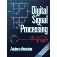 Digital Signal Processing : Signals, Systems and Filters, 9780071454247