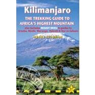 Kilimanjaro - a trekking guide to Africa's highest mountain,..., 9781905864249  