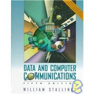 Data & Computer Communications (5th Ed)