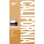 AAA Spiral California, 5th Edition, 9781595084255  