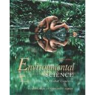 Environmental Science : A Global Concern,9780070294264