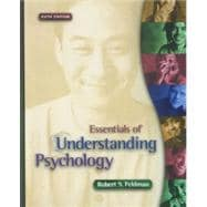 Essentials of Understanding Psychology,9780072494266