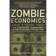 Zombie Economics : A Guide to Personal Finance, 9781583334270  