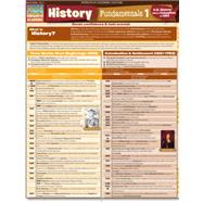 History Fundamentals 1: U.S. History Before Columbus to 1865, 9781423214274  