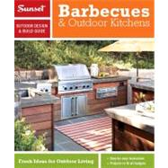 Sunset Outdoor Design and Build Guide : Barbecues and Outdoo..., 9780376014283  