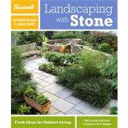 Sunset Outdoor Design and Build Guide : Landscaping with Sto..., 9780376014290  