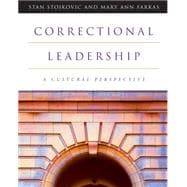Correctional Leadership : A Cultural Perspective,9780534574291