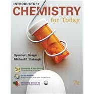Introductory Chemistry For Today,9780538734301